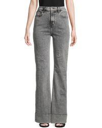 Current/Elliott The 5-pocket Maritime Jeans - Grey