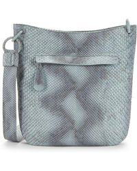 Nancy Gonzalez - Python Crossbody Bag - Lyst