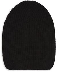 UGG Rib-knit Wool-blend Beanie - Multicolour