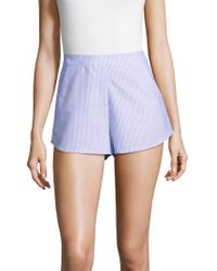 State Of Being | Wishing Cotton Shorts | Lyst