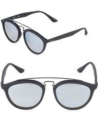 Ray-Ban - Aviator Sunglasses - Lyst