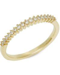 Artisan 14k White Gold & Diamond Pendant Necklace - Multicolor