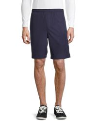 Spyder Drawstring Bermuda Shorts - Blue