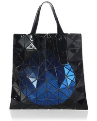 d81959f341 Black Matte Prism Waist Bag.  665. SSENSE. On sale Bao Bao Issey Miyake -  Quad-triangle Tote - Lyst