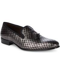 Mezlan - Tassel Leather Loafers - Lyst
