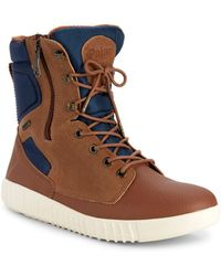 Pajar - Pete Lace Up Boots - Lyst