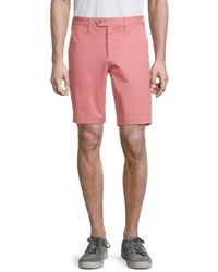 Ted Baker Selshor Chino Shorts - Pink