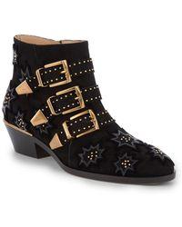 Chloé - Susanna Short Boots - Lyst