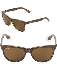 Ray-Ban - 54mm Polarized Wayfarer Sunglasses - Lyst
