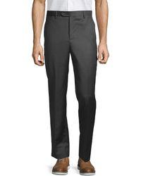 Saks Fifth Avenue - Micronosphere Wool Trousers - Lyst