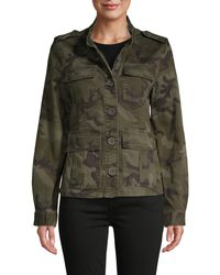 Sanctuary Sacred Valley Military Jacket - Green