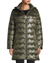H/&M Ladies Zip Front Quilted Jacket Multi-ColorTwelve NWT 12