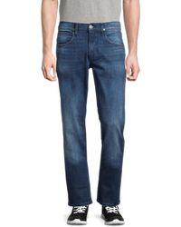Hudson Jeans Men's Cloud Nine Straight Jeans - Cloud Nine - Size 30 - Blue