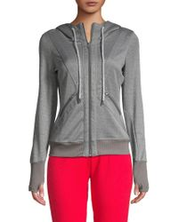 Wall + Water - Classic Zip-front Hoodie - Lyst