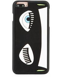 Chiara Ferragni Flirt Iphone 6-6s Case - Black