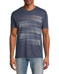 Vestige New Horizon Heathered T-shirt - Blue