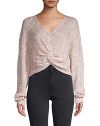 BCBGeneration Twist-front Jumper - Multicolour