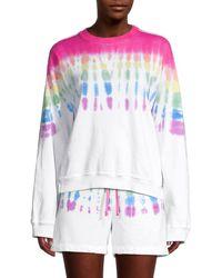 Hard Tail Tie-dye Sweatshirt - Multicolour
