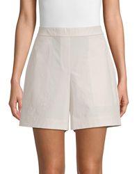 Lafayette 148 New York Fulton Chino Shorts - Multicolor