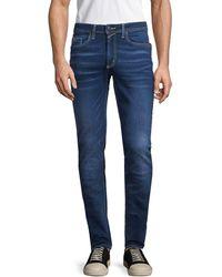Buffalo David Bitton Super Skinny-fit Jeans - Blue