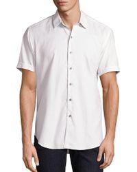Robert Graham - Vertigo Cotton Shirt - Lyst