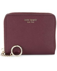Kate Spade Small Slim Continental Wallet - Multicolour