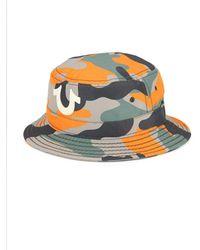True Religion - Camo-print Bucket Hat - Lyst