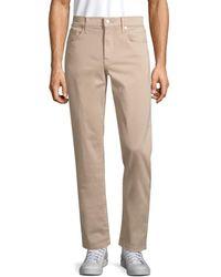 Joe's Jeans Men's Brixton Straight & Narrow Jeans - Mist Grey - Size 30