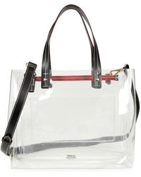 Frances Valentine - Small Henry Pvc Tote - Lyst