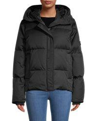 KENZO Down Puffer Jacket - Black