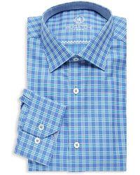 Bugatchi - Wovens Classic Cotton Dress Shirt - Lyst