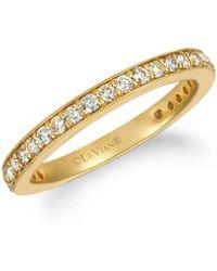 Le Vian Nude Palette 14k Honey Gold And Nude Diamond Ring - Metallic