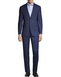 Saks Fifth Avenue - Two-piece Wool Suit - Lyst