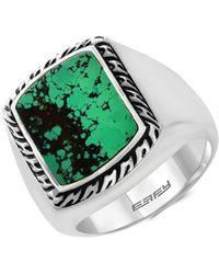 Effy Sterling Silver Ring - Metallic
