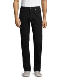 AG Jeans The Dylan Slim Skinny Jeans - Black