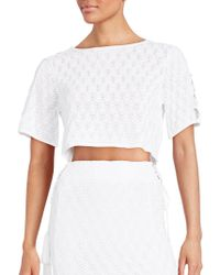Torn By Ronny Kobo | Musette Top | Lyst