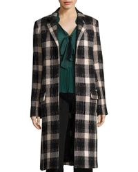Derek Lam - Open-front Long Coat - Lyst