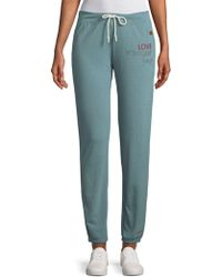 Peace Love World - Love Yourself First Joggers - Lyst