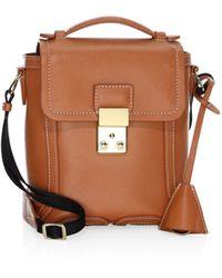 3.1 Phillip Lim Pashli Leather Camera Bag - Black