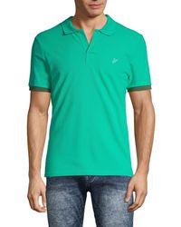Vilebrequin Regular-fit Cotton Polo - Green