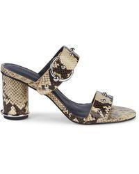 Rebecca Minkoff Amalthea Slide Sandal - Multicolour