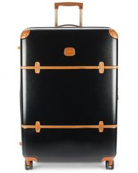 """Bric's Bellagio 32"""" Spinner Suitcase - Black"""