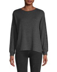 Philosophy Crewneck Sweatshirt - Grey