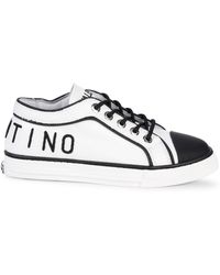 Valentino By Mario Valentino - Primula Tela Sneakers - Lyst