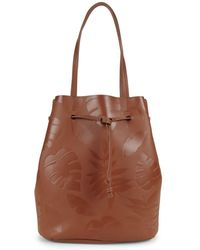 Steven Alan - Dylan Leather Tote - Lyst