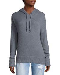 NAKEDCASHMERE - Cashmere Drawstring Hoodie - Lyst