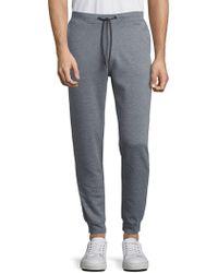 Saks Fifth Avenue - Solid Drawstring Sweatpants - Lyst