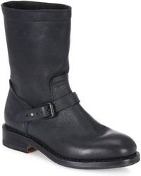 Rag & Bone - Oliver Leather Boots - Lyst