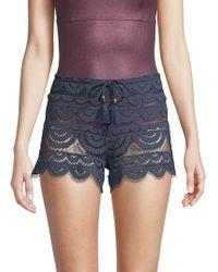 Pilyq - Lexi Coverup Shorts - Lyst