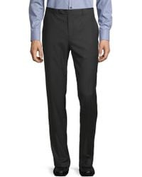 Paisley and Gray - Slim-tailored Dress Trousers - Lyst